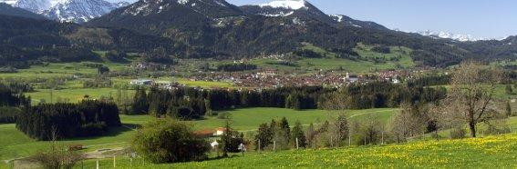 Panorama Frühling