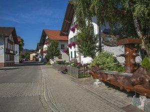 Wertach Marktstraße