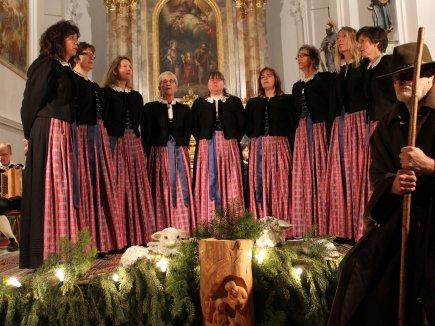 Adventliches Singen