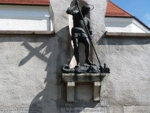 Station 9: Georg der Drachentöter
