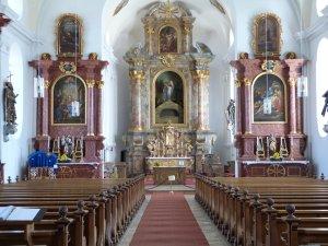 Station 11: Kirche innen