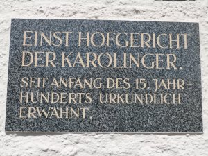 Station 13: Karolingerhof