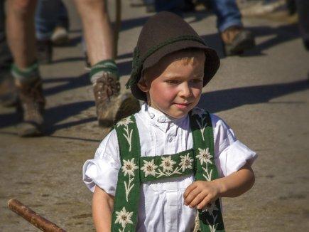 Tobias Speiser - auch die Kleinsten sind dabei
