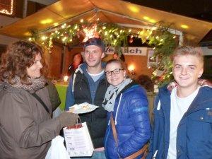 Adventsmarkt am Weißlackerplatz