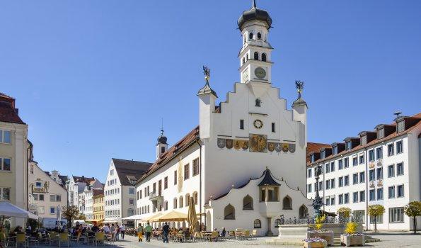 Kempten Rathaus