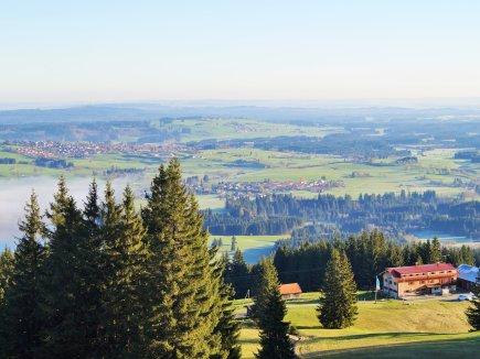 Buronhütte Sommerpanorama