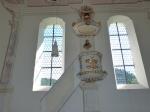 St. Sebastianskapelle Kanzel