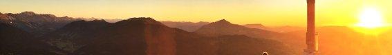 Sonnenuntergang Reuterwanne