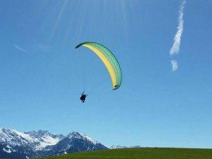 Tandem - Landung