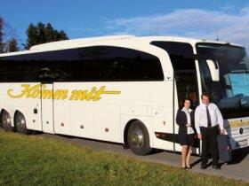 Komm mit Bus