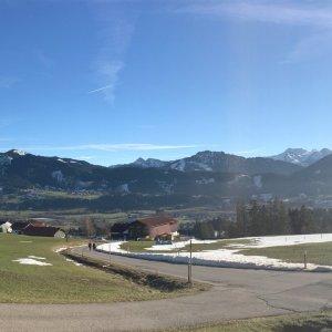 Oberellegg Panorama