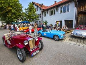 Gamsbart Rallye
