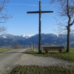Oberellegg Gipfelkreuz