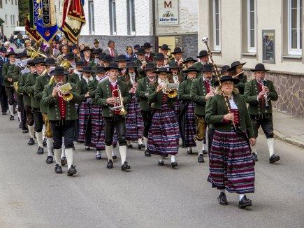 1. Mai Musikkapelle