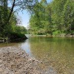 Wertach 2018 Fluss