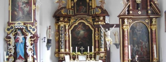 Kapelle Hinterreute