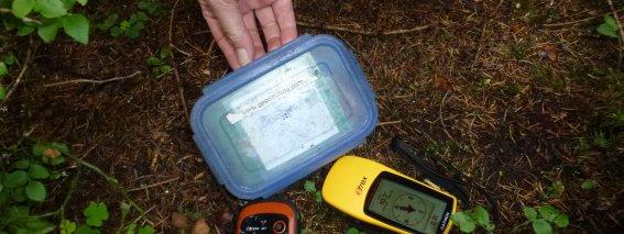 Geocaching Projekt Natur