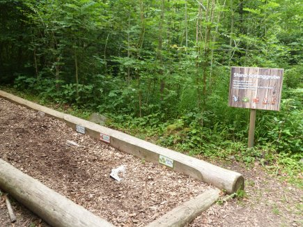 Naturerlebispfad Sprunggrube