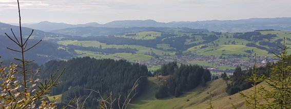 Blick von Oberer Reuterwanne
