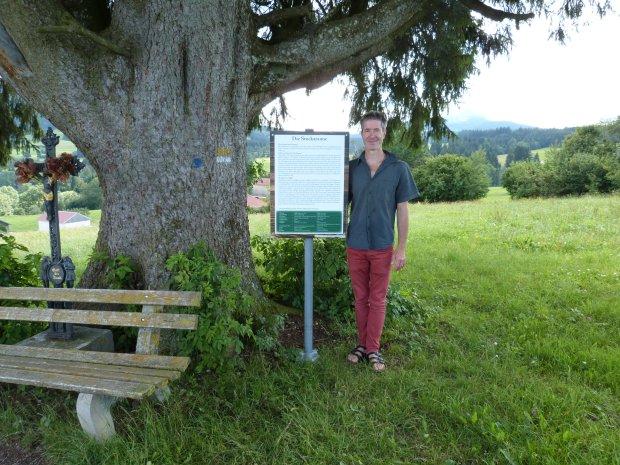 Stocka-Tanne mit Dr. Michael Schneider
