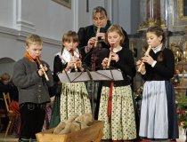 Flötenkinder mit Petra