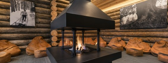 Cambomare Sauna