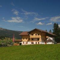 Hütte Sommer Südseite