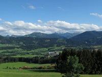 Der Panoramablick