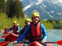 Oberstdorfaktiv rafting