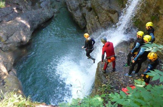 Canyoning Einsteiger (2)