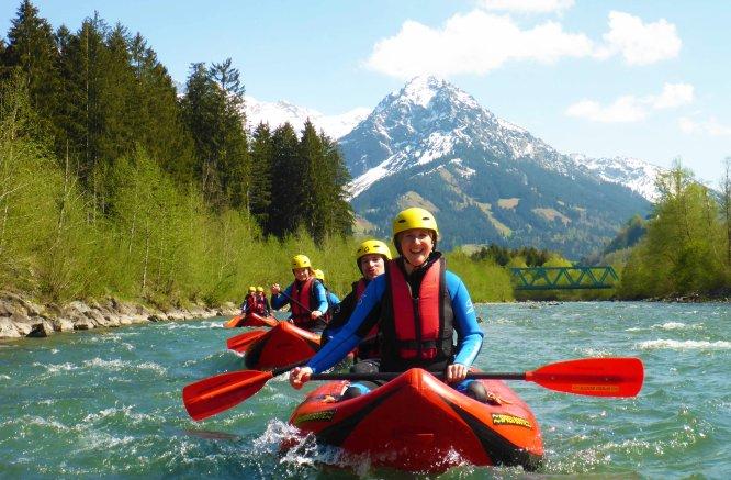 Rafting Klassiker