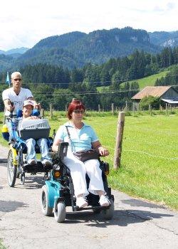 Barrierefrei in Oberstdorf