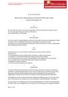 VEVO-Satzung