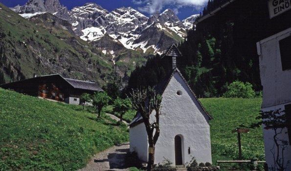 St. Katharina in Einödsbach