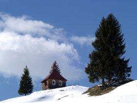 Kapelle am Piesenkopf bei Rohrmoos