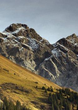 Trettach |Mädelegabel | Hochfrottspitze