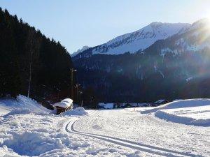 Langlauf-Oberstdorf