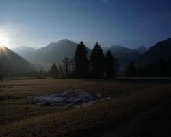 Morgenstimmung-Oberstdorf