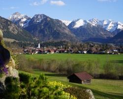 Frühling-in-Oberstdorf
