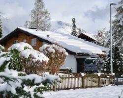 April-Schnee-Oberstdorf