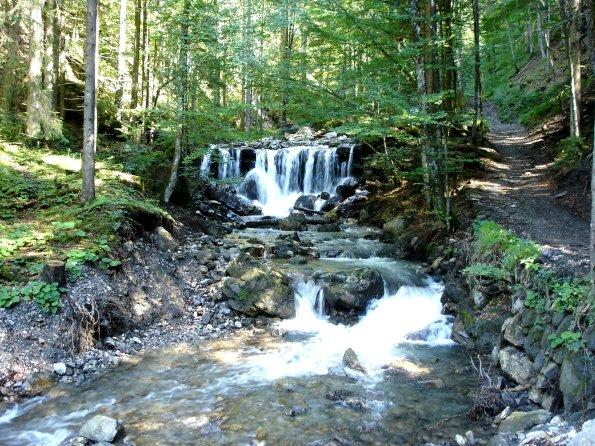 Wasserfalltobelweg-Gaisalpe