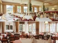 Speisesaal und Wittelsbacher Stube