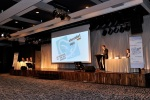 Abschlusspräsentation beim Ski-Kongress