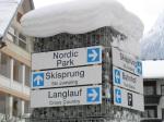Transport - Wegeleitsystem