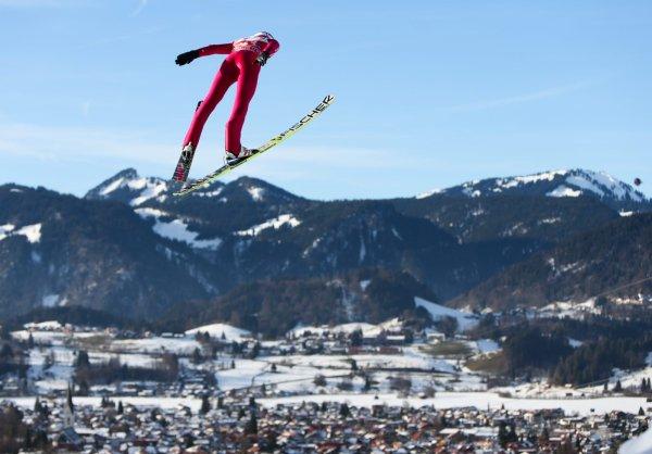WM-Skisprung Arena