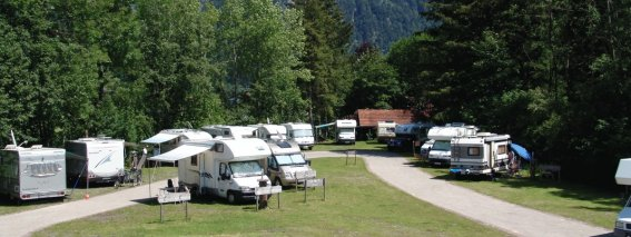 Wohnmobilpark - Romantik in den Alpen-2
