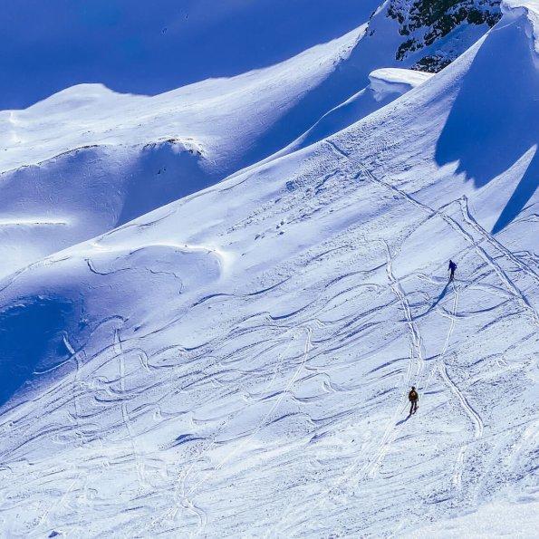 Skitour im Hintersteiner Tal