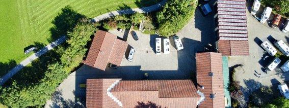 Wohnmobilstellplatz Bad Hindelang Nebenplatz