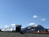 Oberstdorf Ferienwohnung Wurl Aussicht