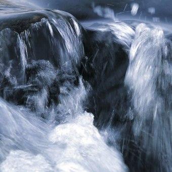 Frisches Gebirgswasser